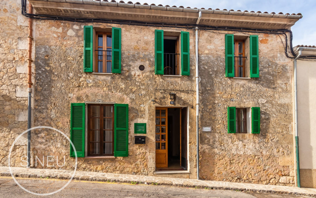 Maria de la Salut – Typisches Dorfhaus