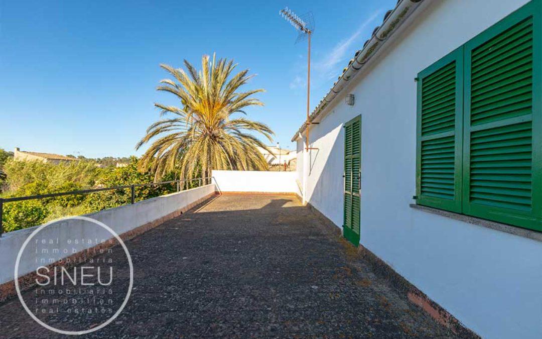 Lloret de Vistalegre – Haus mit  Dorfrandlage
