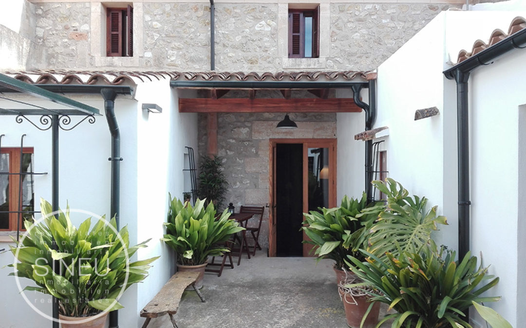 Sant Joan – Completely renovated village house