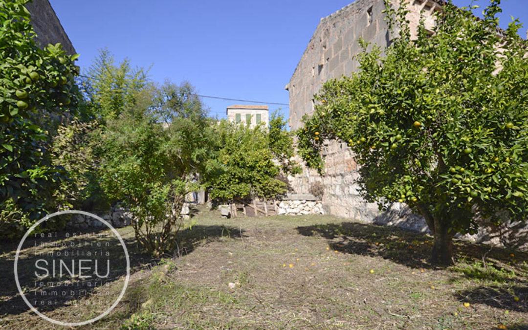 Sineu – Building plot in the heart of Sineu